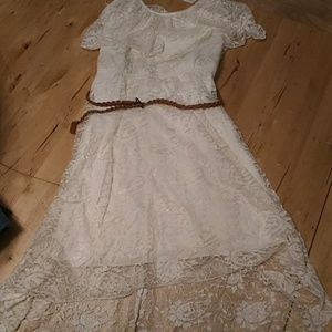 Love Reign lace dress Sz Small